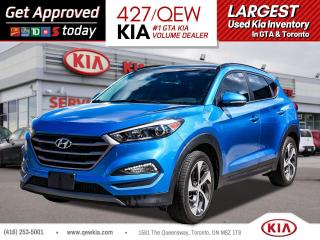 Used 2016 Hyundai Tucson Limited for sale in Etobicoke, ON