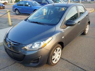 Used 2011 Mazda MAZDA2 GS ***1 PREVIOUS OWNER/ONLY 90000 KMS*** for sale in Hamilton, ON