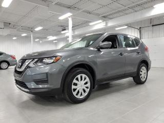 Used 2017 Nissan Rogue S AWD - CAMERA + SIEGES CHAUFFANTS + JAMAIS ACCIDE for sale in Saint-Eustache, QC