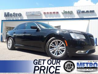Used 2015 Chrysler 300 Touring Fully Loaded for sale in Ottawa, ON