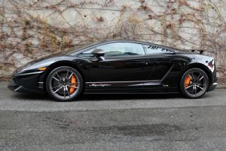 Used 2011 Lamborghini Gallardo LP570-4 Superleggera AWD Coupe for sale in Vancouver, BC