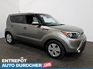 Used 2015 Kia Soul LX AIR CLIMATISÉ - Sièges Chauffants for sale in Laval, QC