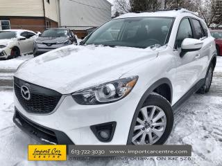 Used 2015 Mazda CX-5 GX ALLOYS  PWR WIND  PWR LOCK  A/C for sale in Ottawa, ON