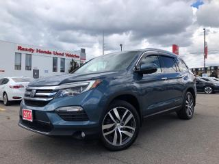 Used 2017 Honda Pilot Touring - Navigation - Leather - Pano Roof for sale in Mississauga, ON