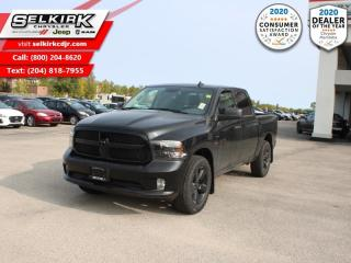 New 2020 RAM 1500 Classic Express - HEMI V8 for sale in Selkirk, MB