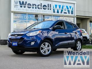 Used 2013 Hyundai Tucson GLS AWD for sale in Kitchener, ON