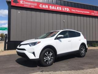 Used 2017 Toyota RAV4 LE for sale in Edmonton, AB