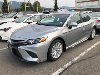 New 2020 Toyota Camry SE for sale in North Vancouver, BC