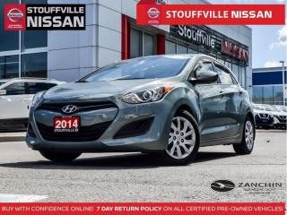 Used 2014 Hyundai Elantra GT GL  Bluetooth  7 Airbags  Auto  Regularly Serviced for sale in Stouffville, ON