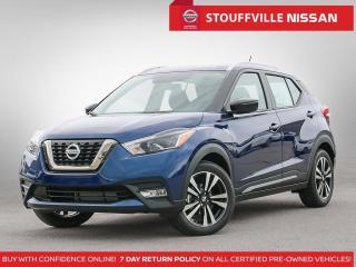 New 2020 Nissan Kicks SR for sale in Stouffville, ON