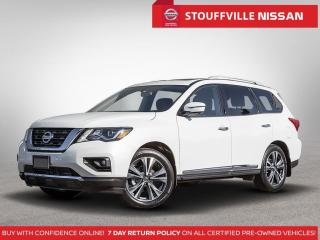New 2020 Nissan Pathfinder Platinum for sale in Stouffville, ON