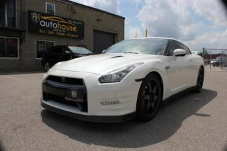 Used 2013 Nissan GT-R BLACK EDITION for sale in Newmarket, ON