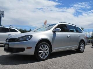 Used 2011 Volkswagen Golf Wagon SPORT / NO ACCIDENTS for sale in Newmarket, ON