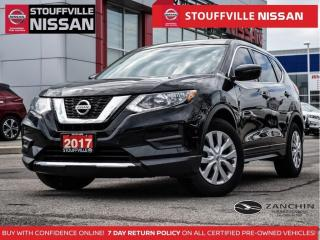 Used 2017 Nissan Rogue S  Bluetooth  Backup CAM  Clean Carfax  ECO Mode for sale in Stouffville, ON