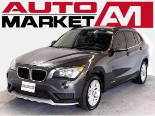 Used 2015 BMW X1 xDrive28i Certified!Sunroof!We Approve All Credit!! for sale in Guelph, ON