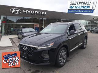 New 2020 Hyundai Santa Fe 2.0T Luxury AWD  - Sunroof - $252 B/W for sale in Simcoe, ON