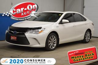 Used 2017 Toyota Camry HYBRID XLE HYBRID 29,000 km LOADED !!! for sale in Ottawa, ON