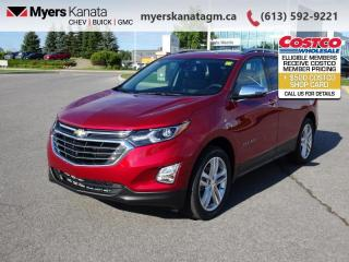 New 2020 Chevrolet Equinox Premier  - Leather Seats for sale in Kanata, ON