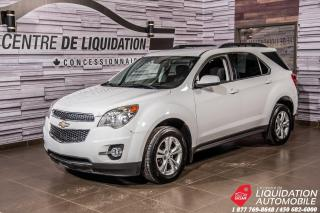 Used 2013 Chevrolet Equinox LT+ AWD + CAM RECUL + BLUETOOTH for sale in Laval, QC