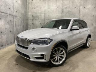 Used 2016 BMW X5 XDrive35i INDIVIDUAL+SPORT PKG MAGS 20 POUCES TOIT GPS 300HP for sale in St-Nicolas, QC