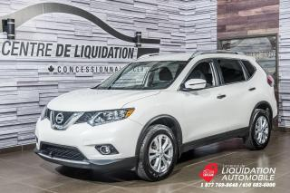 Used 2016 Nissan Rogue SV AWD + CAM RECUL + BLUETOOTH for sale in Laval, QC