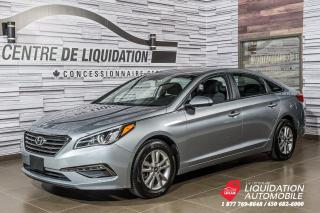 Used 2016 Hyundai Sonata 2.4L GL+MAGS+BLUETOOTH+CAM DE RECUL for sale in Laval, QC
