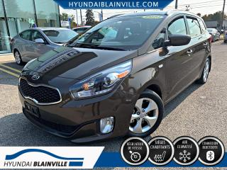 Used 2014 Kia Rondo LX 5 PASSAGERS, MAGS, BANCS CHAUF, BLUET for sale in Blainville, QC