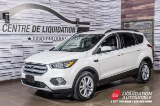 Used 2017 Ford Escape SE + AWD + NAVIGATION + CAM..RECUL + BLUETOOTH for sale in Laval, QC
