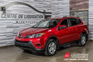Used 2015 Toyota RAV4 LE AWD+AIR CLIM for sale in Laval, QC