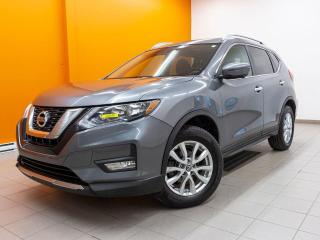 Used 2017 Nissan Rogue SV AWD NAV SIÈGES / VOLANT CHAUFFANT *TOIT PANO* for sale in St-Jérôme, QC