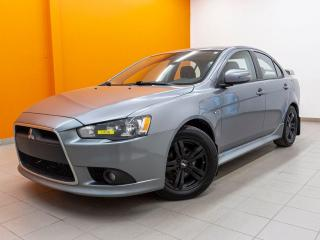 Used 2015 Mitsubishi Lancer LIMITED EDITION AILERON SIÈGES CHAUFFANTS *TOIT* for sale in St-Jérôme, QC