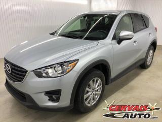 Used 2016 Mazda CX-5 GS 2.5 GPS Toit Ouvrant MAGS Bluetooth Caméra *Bas Kilométrage* for sale in Shawinigan, QC