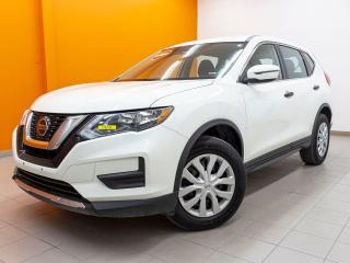 Used 2019 Nissan Rogue AWD CAMÉRA SIÈGES CHAUFFANTS *ALERTE ANGLES MORTS* for sale in St-Jérôme, QC