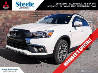 Used 2017 Mitsubishi RVR GT for sale in Halifax, NS