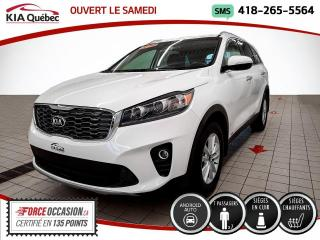 Used 2019 Kia Sorento EX* AWD* 7 PLACES* CUIR*  SIEGES CHAUFFA for sale in Québec, QC
