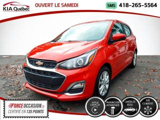 Used 2019 Chevrolet Spark 1LT* CVT* A/C* CARPLAY* CAMERA* for sale in Québec, QC