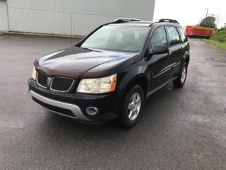 Used 2006 Pontiac Torrent 4 portes, traction avant for sale in Québec, QC