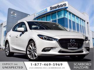 Used 2017 Mazda MAZDA3 1.5%@FINANCE|CPO|GT PREMIUM|NAVIGATION for sale in Scarborough, ON