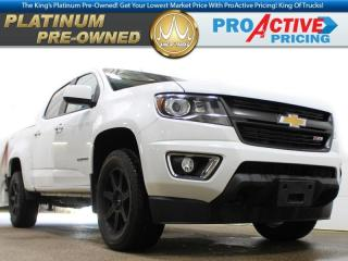 Used 2017 Chevrolet Colorado Z71 | Crew | V6 | HTD Buckets | Trailer Equip for sale in Virden, MB