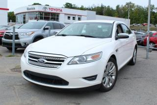 Used 2011 Ford Taurus Berline 4 portes Limited traction intégr for sale in Shawinigan, QC