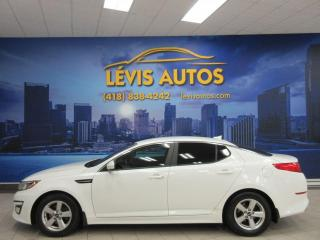 Used 2015 Kia Optima LX AUTOMATIQUE TOUT EQUIPE AIR CLIMATISE for sale in Lévis, QC