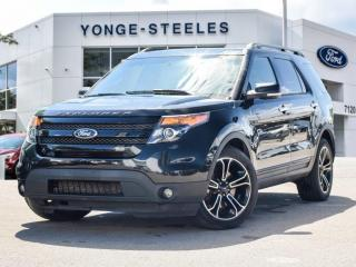 Used 2014 Ford Explorer SPORT for sale in Thornhill, ON