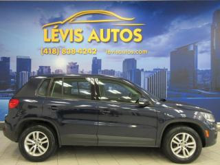 Used 2012 Volkswagen Tiguan TRENDLINE 4MOTION SIEGE CHAUFFANT 133700 for sale in Lévis, QC