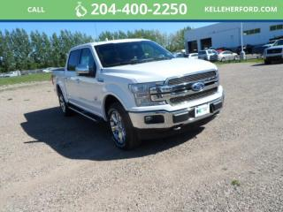 New 2020 Ford F-150 King Ranch for sale in Brandon, MB