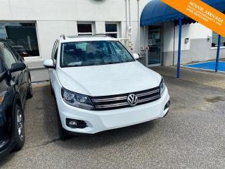 Used 2016 Volkswagen Tiguan 4MOTION SE Spécial Édition + Toit + Keyless for sale in Québec, QC