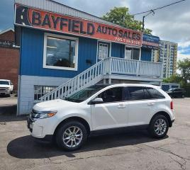 Used 2014 Ford Edge SEL AWD **Leather/Pano Roof/Navigation** for sale in Barrie, ON