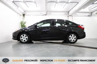 Used 2014 Ford Focus Manuelle Sedan S + A/C + CD + Bas Kilo for sale in Québec, QC