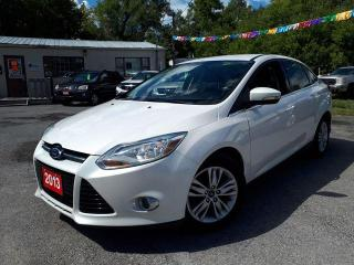 2012 Ford Focus SEL Certified
