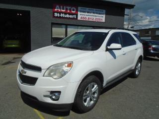 Used 2010 Chevrolet Equinox LT ** POUR BRICOLEUR ** for sale in St-Hubert, QC