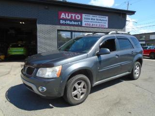 Used 2009 Pontiac Torrent AWD for sale in St-Hubert, QC